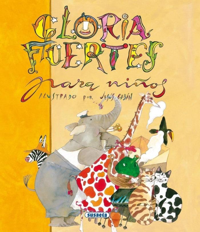Libro infantilAntología de Gloria Fuertes para niños, de Gloria Fuertes