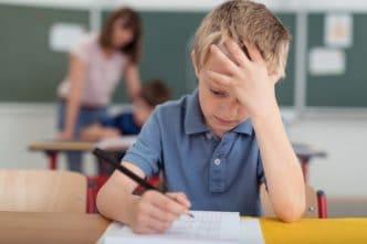 Los efectos de la presión académica de los padres a los hijos