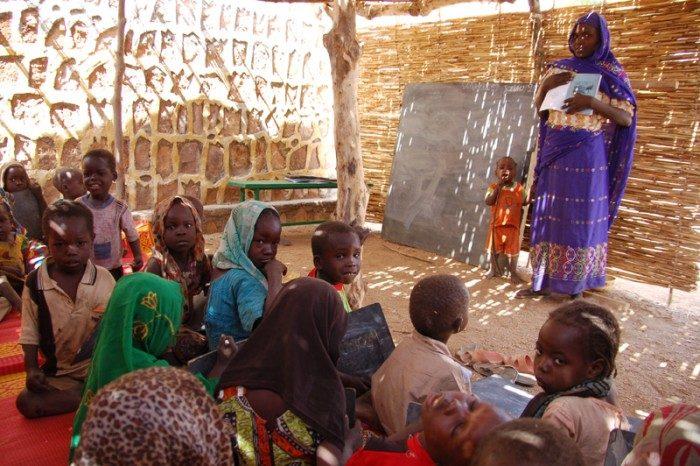 Los retos de la educación donde no hay agua potable
