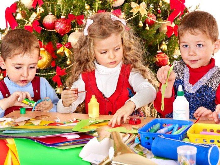 Manualidades De Navidad Faciles De Hacer Para Niños Etapa Infantil