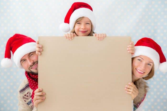 Organizar una obra de teatro navideña con los niños