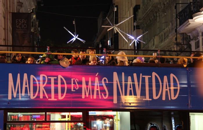 Planes para hacer con niños en Navidad enMadrid,Navibús