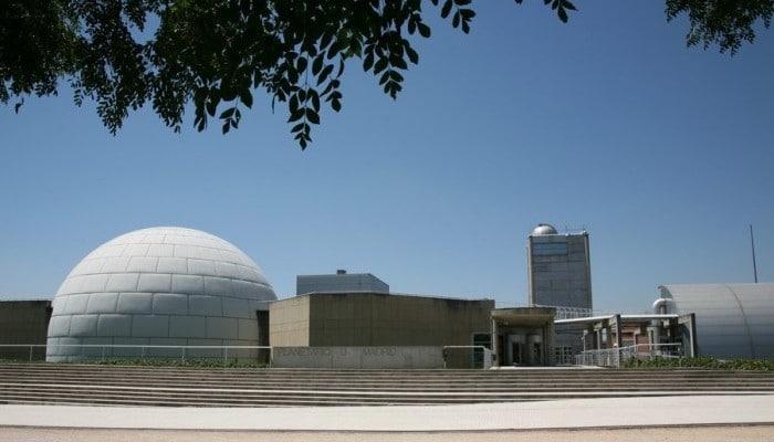 Planetario (Exterior) de Madrid