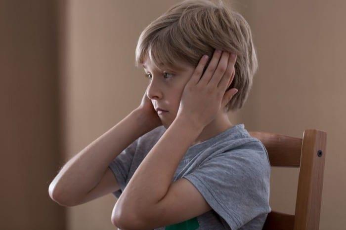 Problemas de niños con autismo