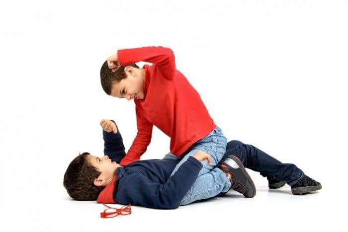 Qué hacer si tu hijo acosa en la escuela
