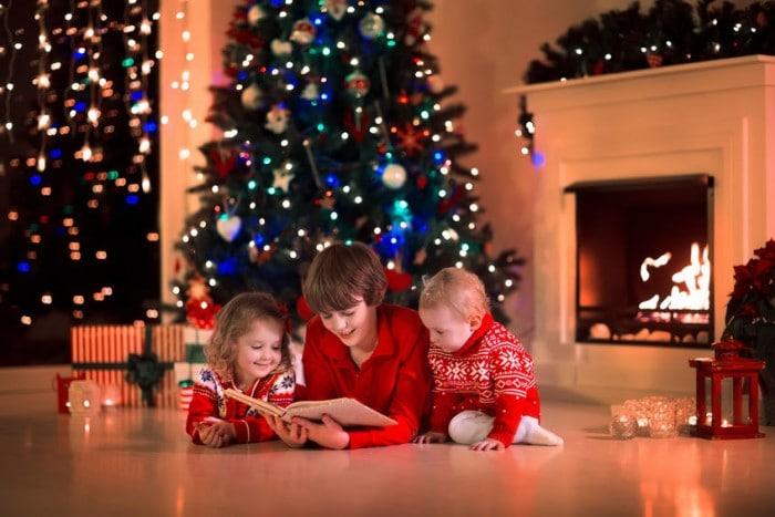 Regalos navideños para los niños