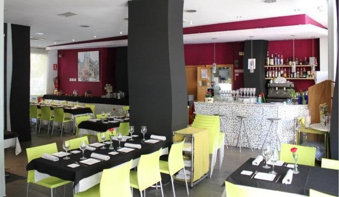 Restaurante A tu gusto, en Valencia