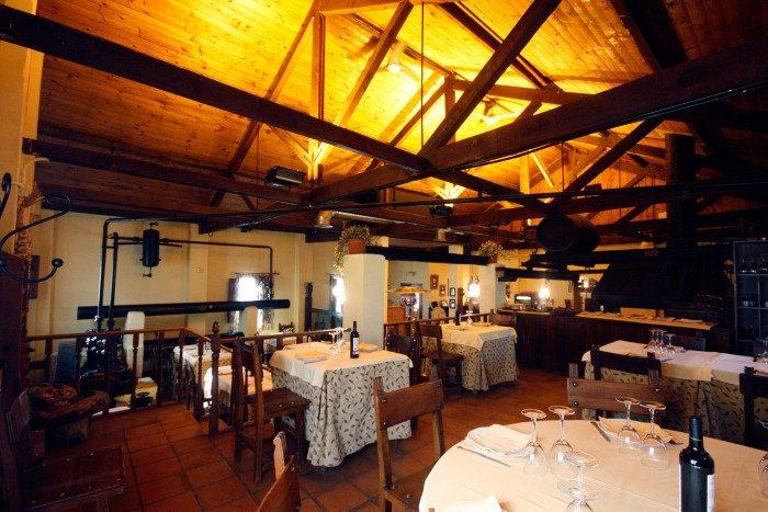Restaurante La Fábrica de Hielo para la Nochebuena en Madrid
