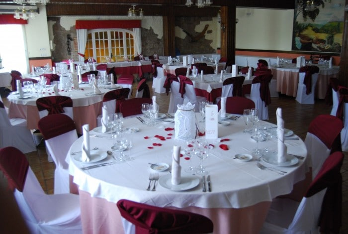 Restaurante La Masia de Canet - Can Joan, en Fonollosa