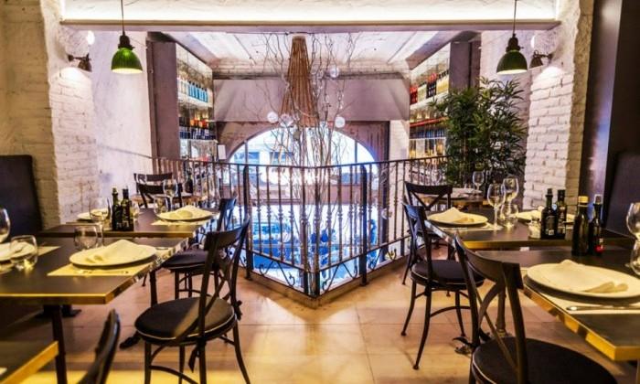 Restaurante Margherita, en Barcelona