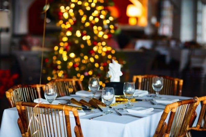 Restaurantes Nochebuena