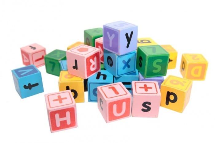 Lectoescritura método Montessori