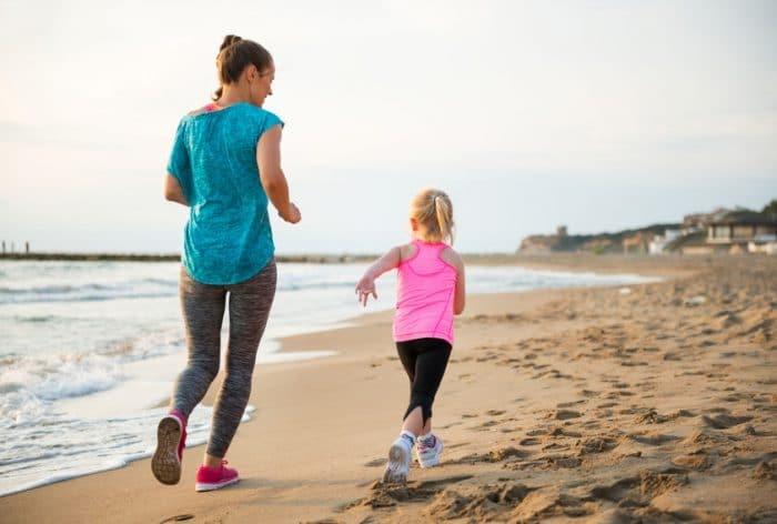 Beneficios del running para los niños