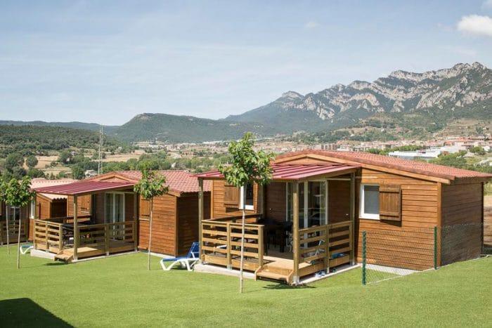 Complejo turístico Berga Resort, en Berga, Barcelona (Pirineos)