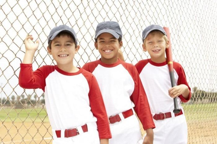 Deportes de equipo para niños