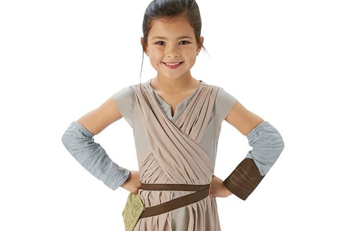 Los mejores disfraces de Star Wars para niños - Etapa Infantil
