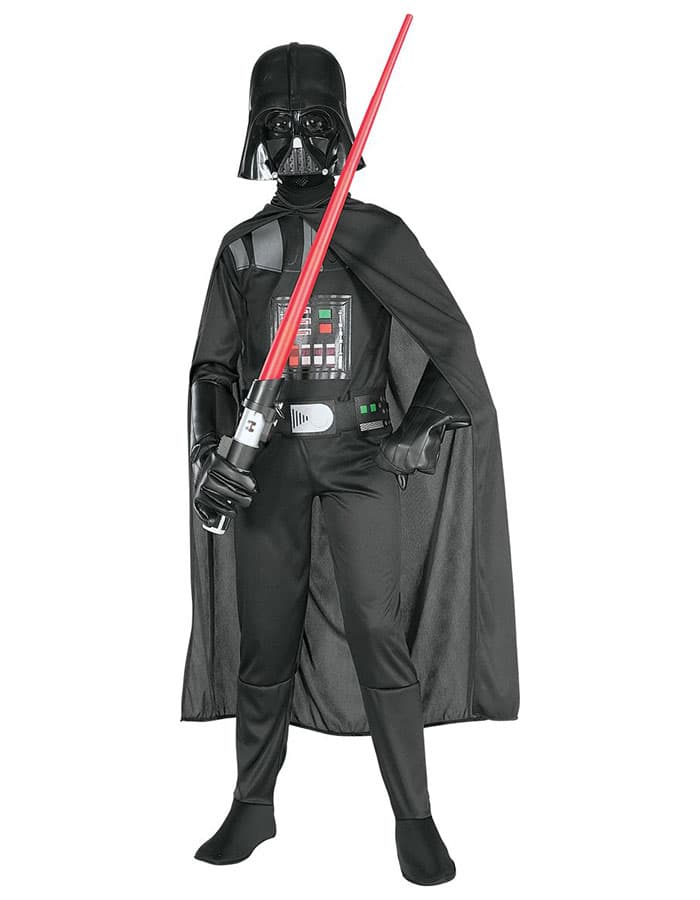 Disfraz de Darth Vader para adultos star wars