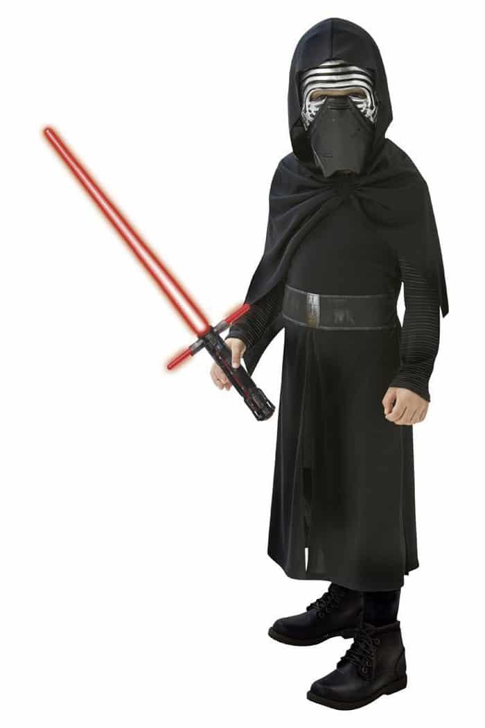 Disfraz infantil de Kylo Ren de Star Wars