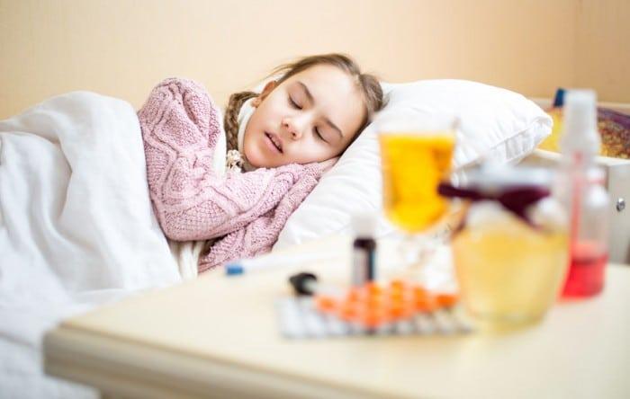 Homeopatía en niños