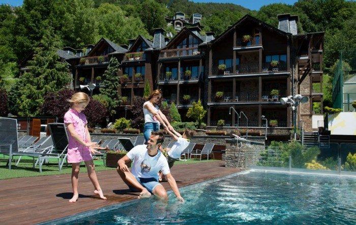 Resort Hotel AnyósPark, Pirineos, Andorra