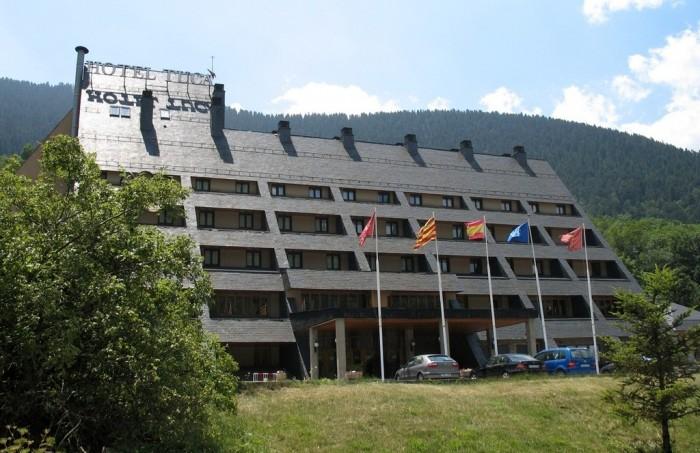 5 resorts familiares en los pirineos etapa infantil