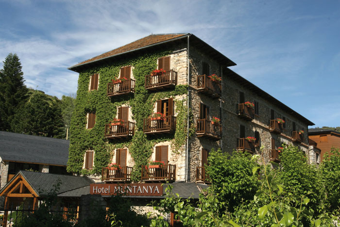 Hotel Cerdanya EcoResort, en Prulláns, Lleida (Pirineos)