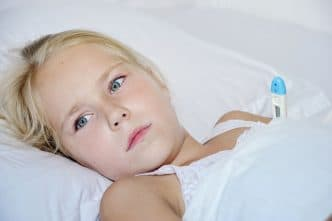 Infección urinaria en niñas y niños