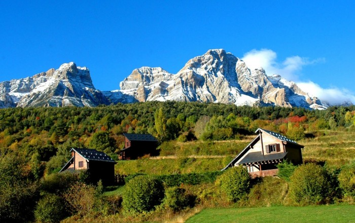 Piedrafita Lodge, en Huesca