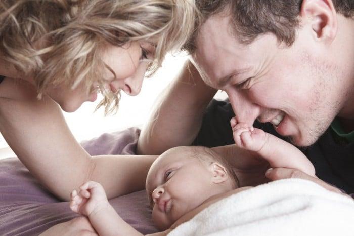 Razones NO visitar recién nacido