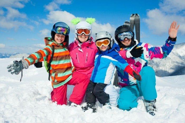 Ropa de esquí para niño