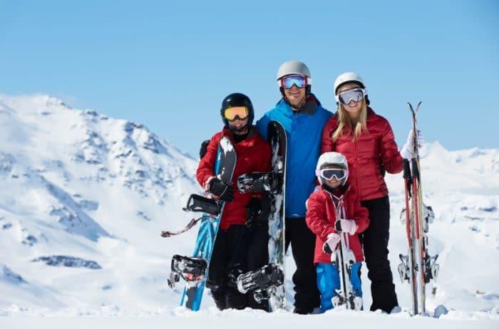 Ropa esquiar niños