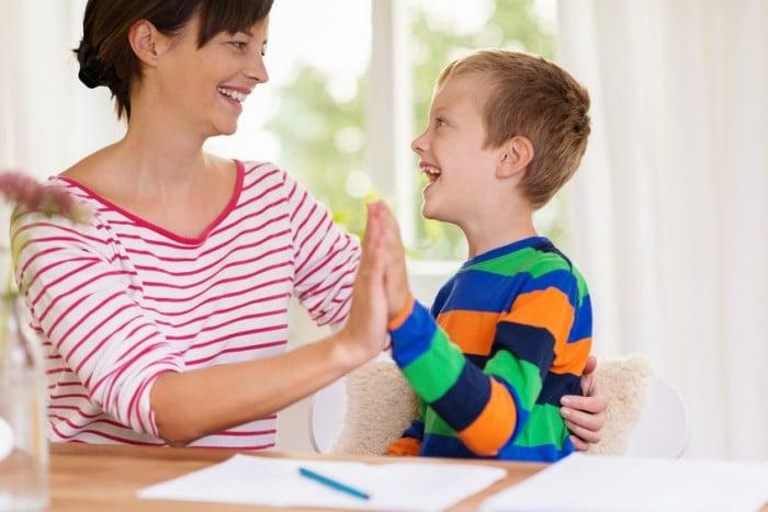 Fomentar autoestima infantil