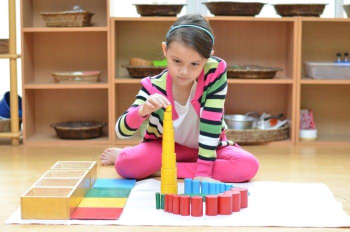 Principios de María Montessori para educar niños