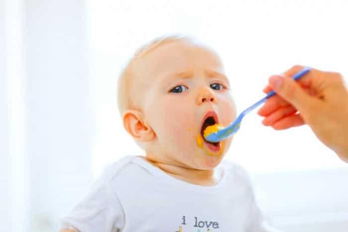Alimentos prohibidos para bebes