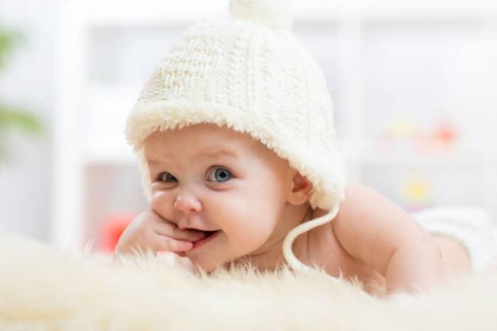 Bebés pedagogía Montessori