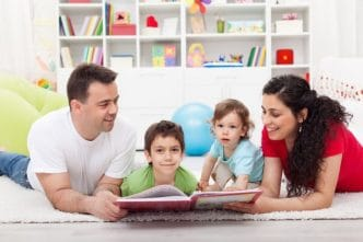 Beneficios lectura en voz alta