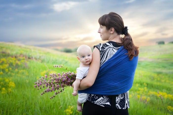 Consejos Montessori para familias que acaban de tener un bebé