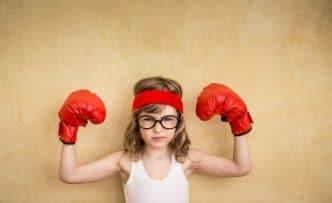 Educar niños emocionalmente fuertes