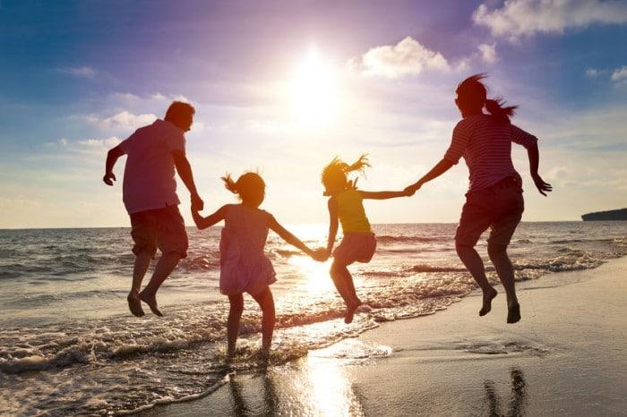 Cómo criar hijos emocionalmente sanos