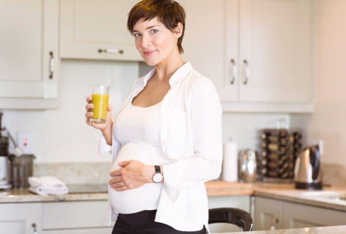 Embarazo después de los 40