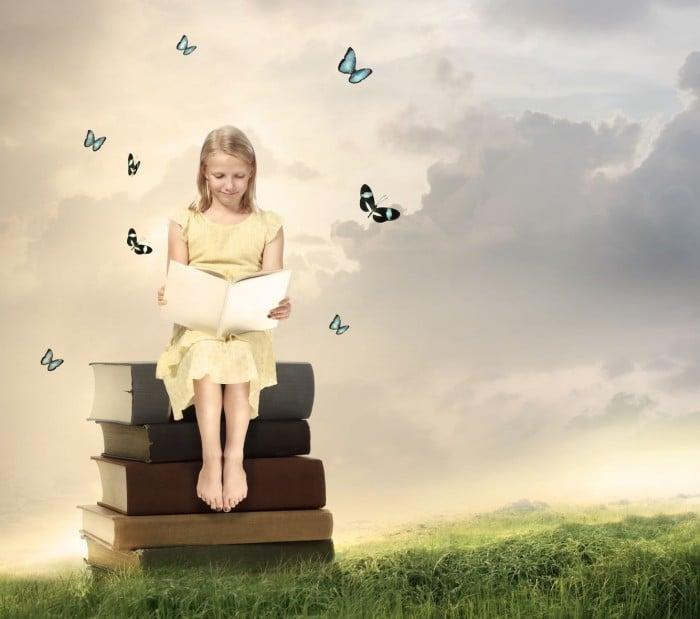 Leer en voz alta ayuda a los niños a adquirir habilidades tempranas del lenguaje