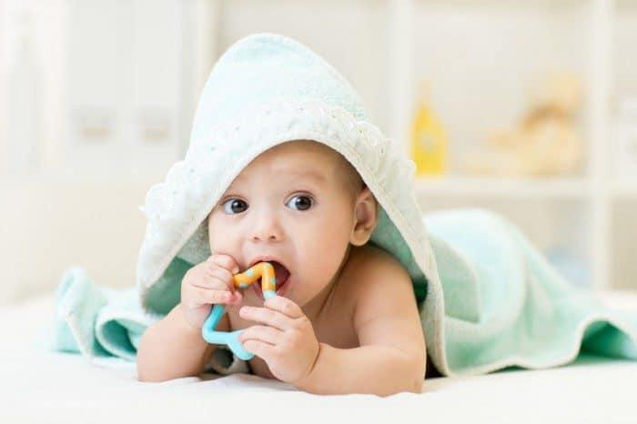 Los bebés y el movimiento según la pedagogía Montessori