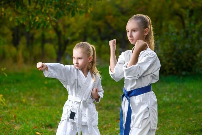 Los beneficios del Taekwondo para los niños
