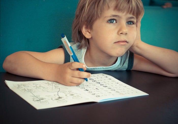 Repetir curso un niño con TDAH