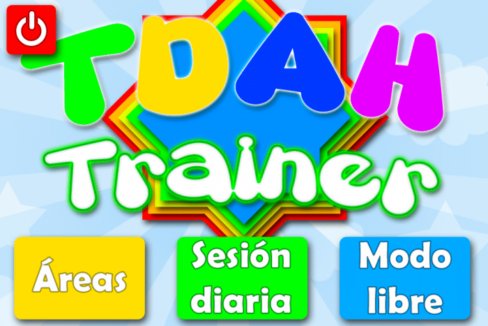 TDAH Trainer Apps para niños con TDAH