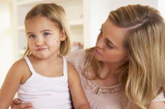 Sarampión en niños
