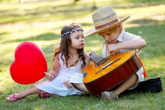 Actividades para potenciar el amor por la música en los niños