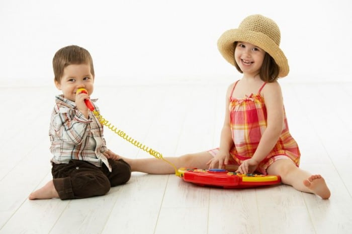 Ecolalia en niños