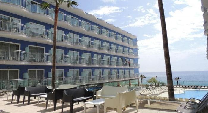Hotel Augustus, en Cambrils