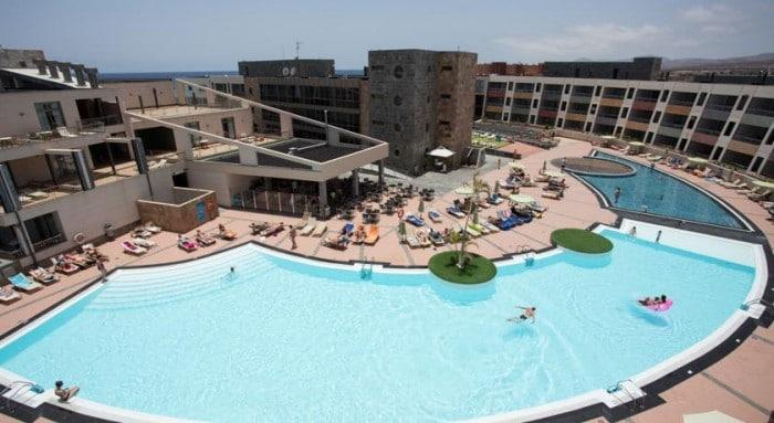 Hotel Geranios Suites & Spa, enFuerteventura